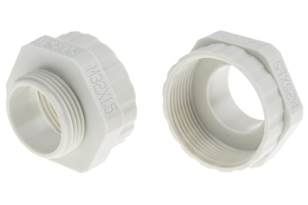 Product image for Enlarger Gland  M25x1.5 to M32x1.5 ,Grey
