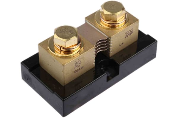 Product image for Base Mounted DC Shunt For DCA5-20PC
