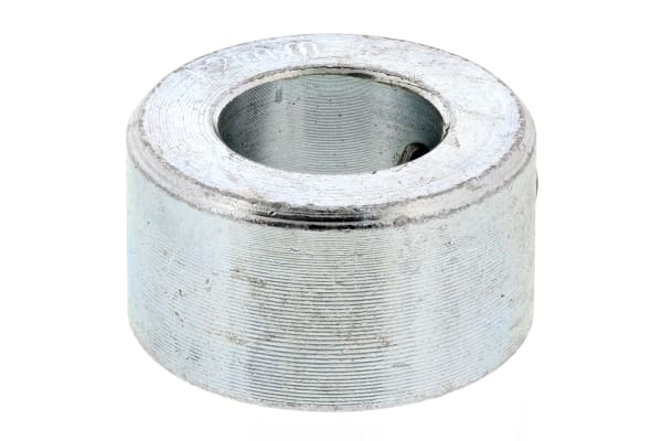 Product image for Steel Shaft Collar, One Piece, Bore 12mm