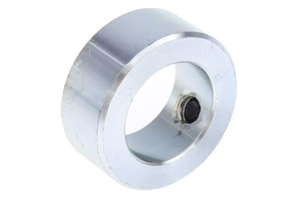 Product image for Steel Shaft Collar, One Piece, Bore 25mm