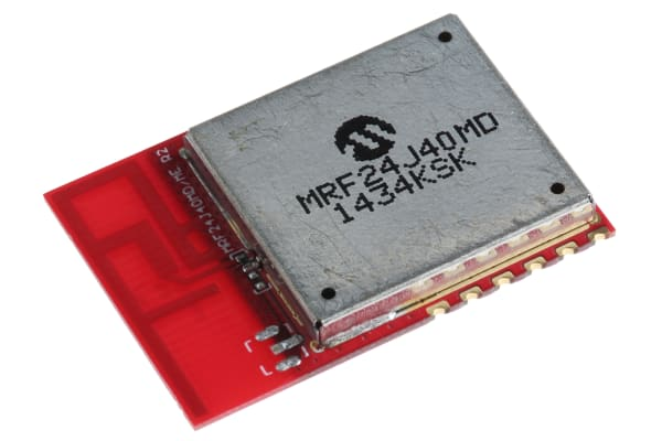 Product image for 2.4GHz ZigBee Transceiver Module PA/LNA