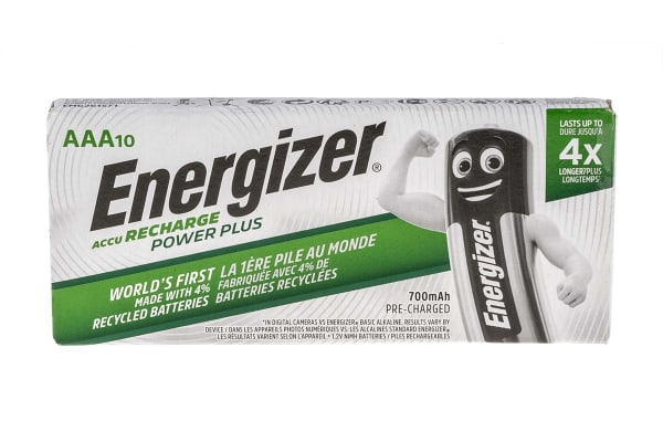 Product image for ENERGIZER PRECHARGE 700MAH AAA