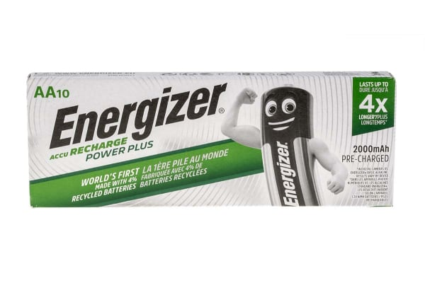 Product image for ENERGIZER PRECHARGE 2000MAH AA