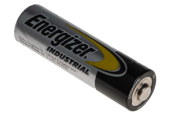 Product image for Energizer Industrial Alkaline AA Batteries 1.5V