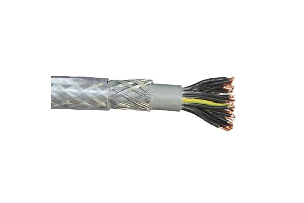Product image for SY 25 core 0.75mm control cable 50m