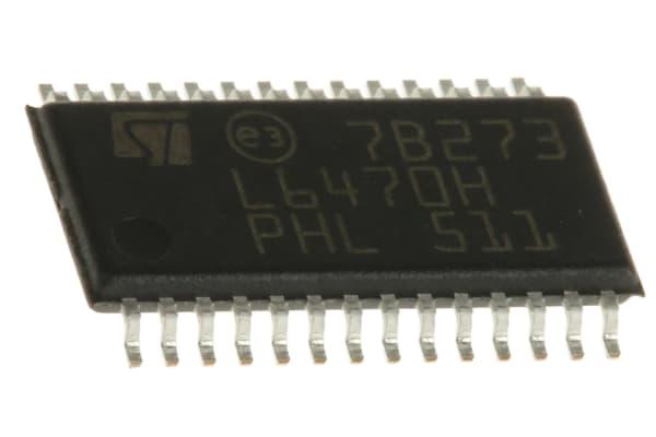 Product image for dSPIN MicroStep Motor Driver SPI HTSSOP