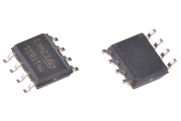 Product image for Serial Real-Time Clock, Alarms SOIC8