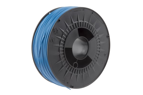 Product image for RS Blue ABS 1.75mm Filament 1kg