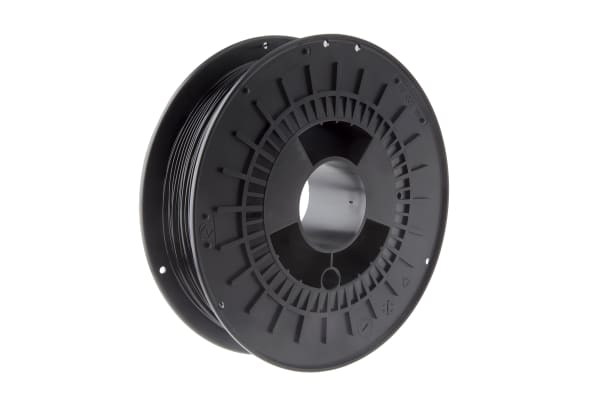 Product image for RS Black Nylon 1.75mm Filament 500g