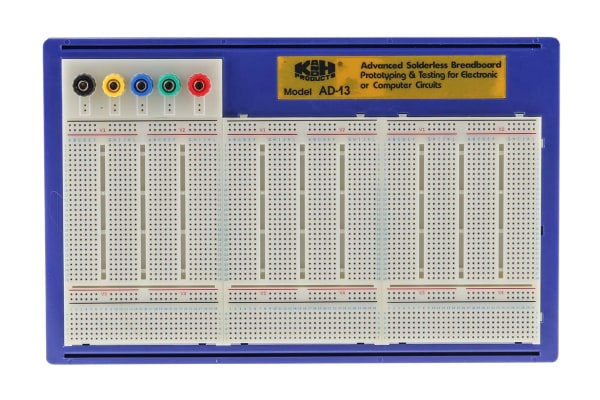 Product image for Advanced solderless breadboard