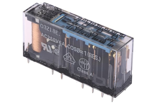 Product image for G7SA Safety Relay, 5PST-NO SPST-NC