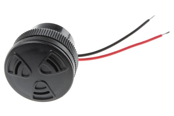 Product image for Buzzer IP54 10Vdc 100dB electro-mec 70mm