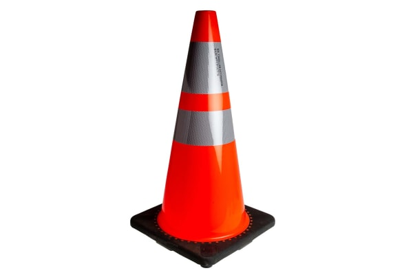 Product image for RS PRO Weighted 700 mm Traffic Cone