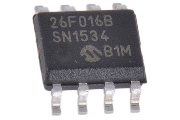 Product image for Flash Memory 16 Mbit SQI 3.0V 8-Pin SOIC