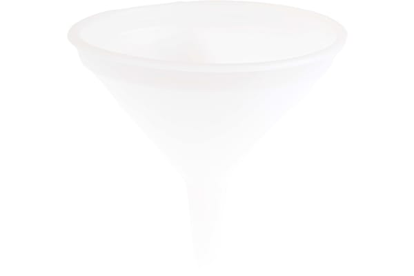 Product image for Industrial HDPE funnel 100mm
