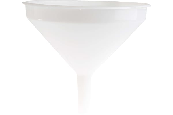 Product image for Industrial HDPE funnel 245mm