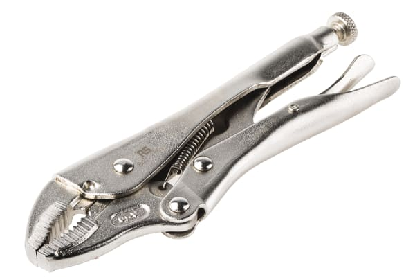 Product image for Locking pliers, 7 in L