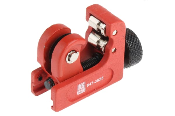 Product image for small bore pipe cutter 3-22mm dia