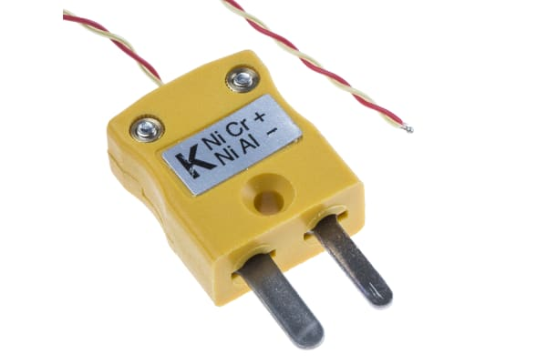 Product image for ANSI K thermocouple exposed Junction 10m