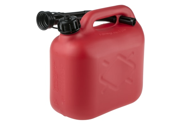 Product image for Fuel Can 5ltr - Red