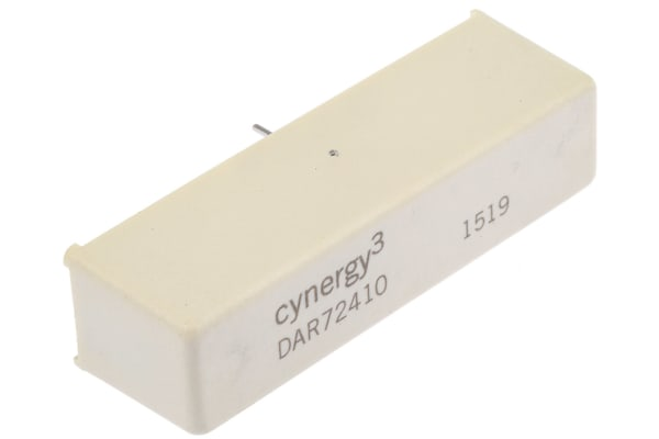 Product image for REED RELAY, NO, 24VDC, 3A, PCB MOUNT