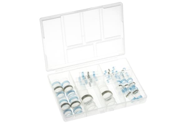 Product image for Solder sleeve assortment kit
