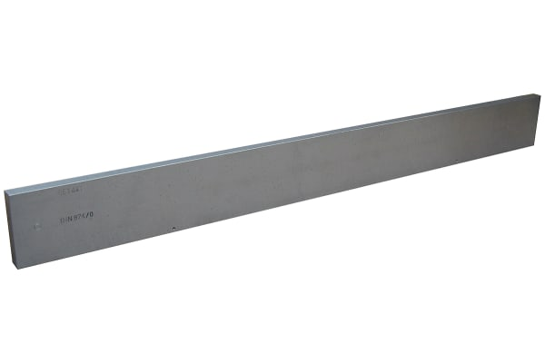 Product image for Steel Straight Edge DIN 874/2: 1000mm