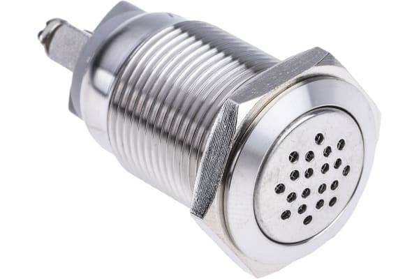 Product image for Annunciator 16mm 85dB IP40 IK04 screw