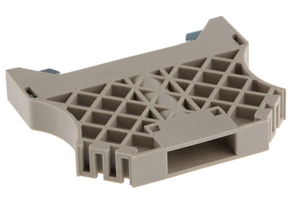 Product image for End Bracket for 2.5/4/6/10mm sq.mm