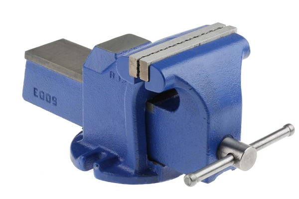 Product image for WORKSHOP VICE W/ANVIL 3-1/8/80MM