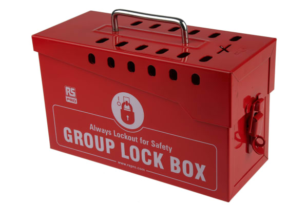 Product image for 13 Lock Group Lock Box