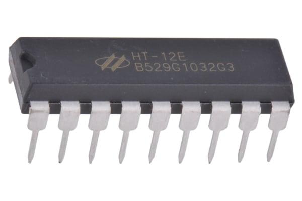 Product image for 12-BIT ENCODER LOW LOWER 2.4-12V 18DIP