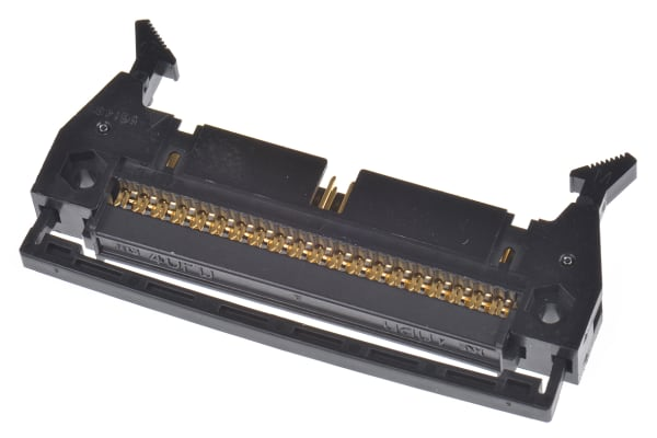 Product image for Hirose 40-Way IDC Connector Plug for Cable Mount, 2-Row