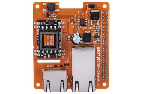 Product image for Power Over Ethernet for Raspberry Pi