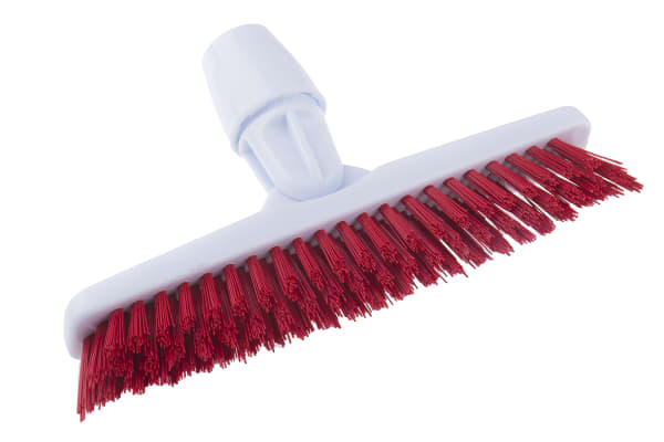 Product image for GROUT CLEANING BRUSH, RED