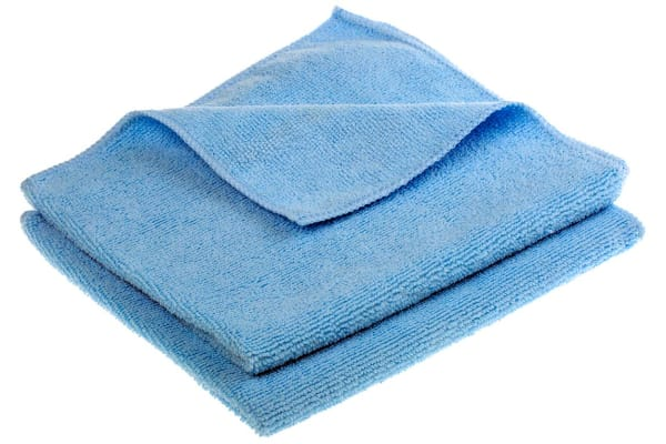 Product image for Microfibre Cloth,Pack of 10, Blue