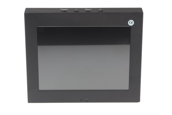 Product image for Vigilant Vision DSM8WGF 8in LED CCTV Monitor