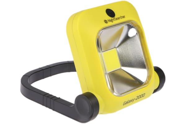 Product image for Nightsearcher LED Floodlight, 1 LED, 20 W, 1000 lm, 2000 lm 7.4 V
