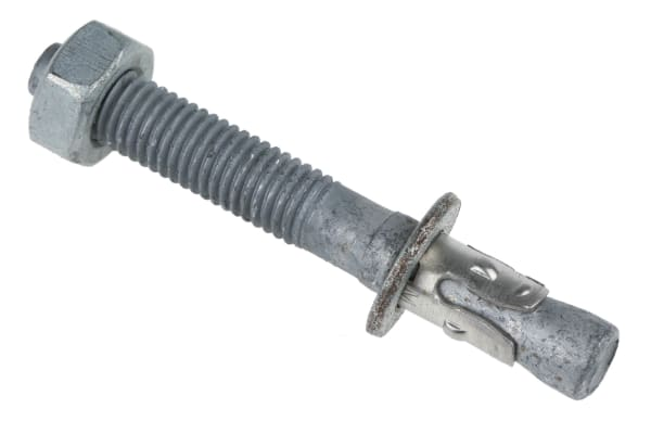 Product image for 10x80 Throughbolt Hot Dipped Galv