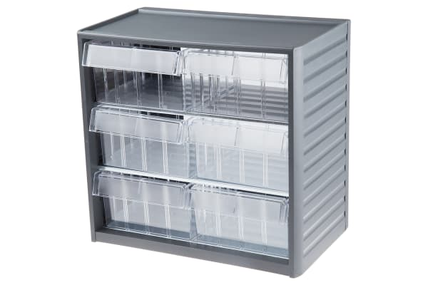 Product image for 290 CAB C/W 6 x L-07 DRAWERS