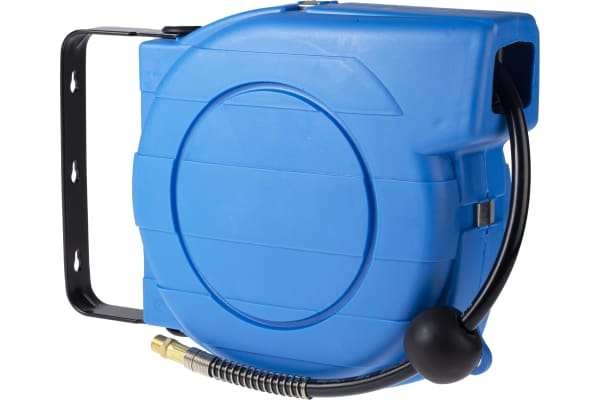 Product image for Spring Driven Hose Reel, 8mm ID, 9m