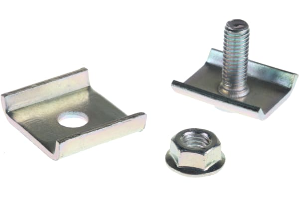 Product image for Wire tray clamp coupler