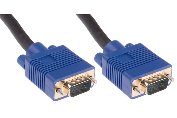 Product image for SVGA to SVGA cable, Plastic, Premium