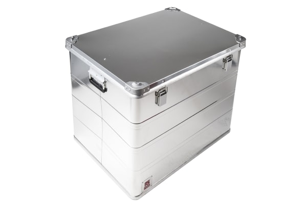 Product image for alum transit case , size in 78x58.5x61cm