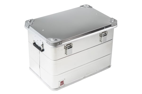 Product image for alum transit case , size in 58x38.5x41cm