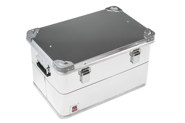 Product image for alum transit case , size in 58x38.5x34cm