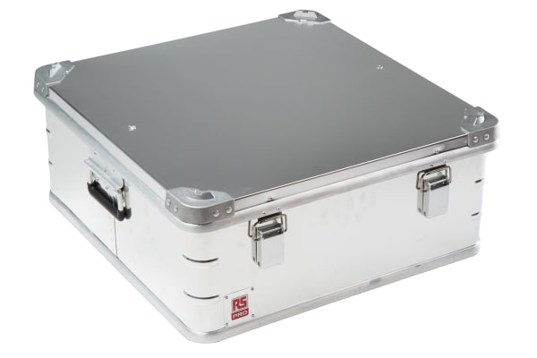 Product image for alum transit case , size in 58x58.5x25cm