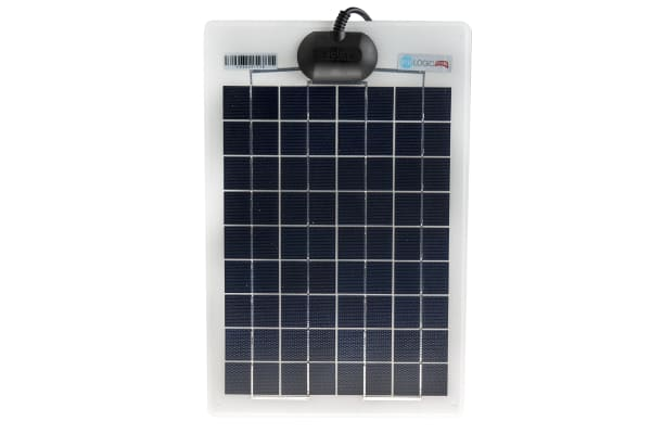 Product image for RS PRO 10W FLEXI SOLAR PANEL