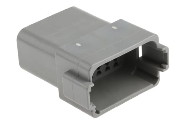 Product image for 12 WAY DT RECEPTACLE