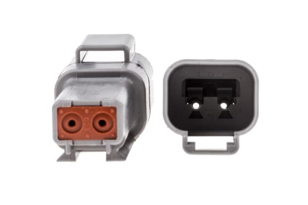 Product image for 2 WAY DT RECEPTACLE